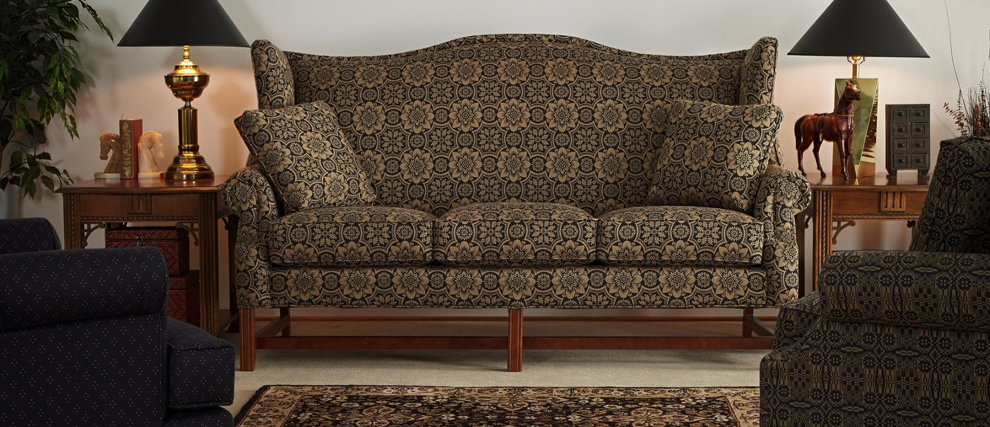 Sofa In A Box Companies Lancer Furniture American Made Furniture Star Nc