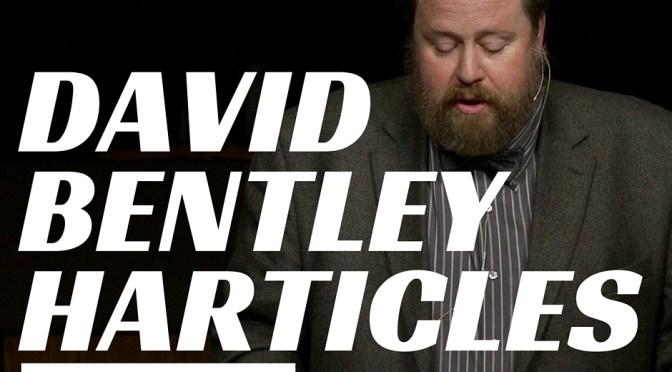 David Bentley Hart Articles: A Megalist