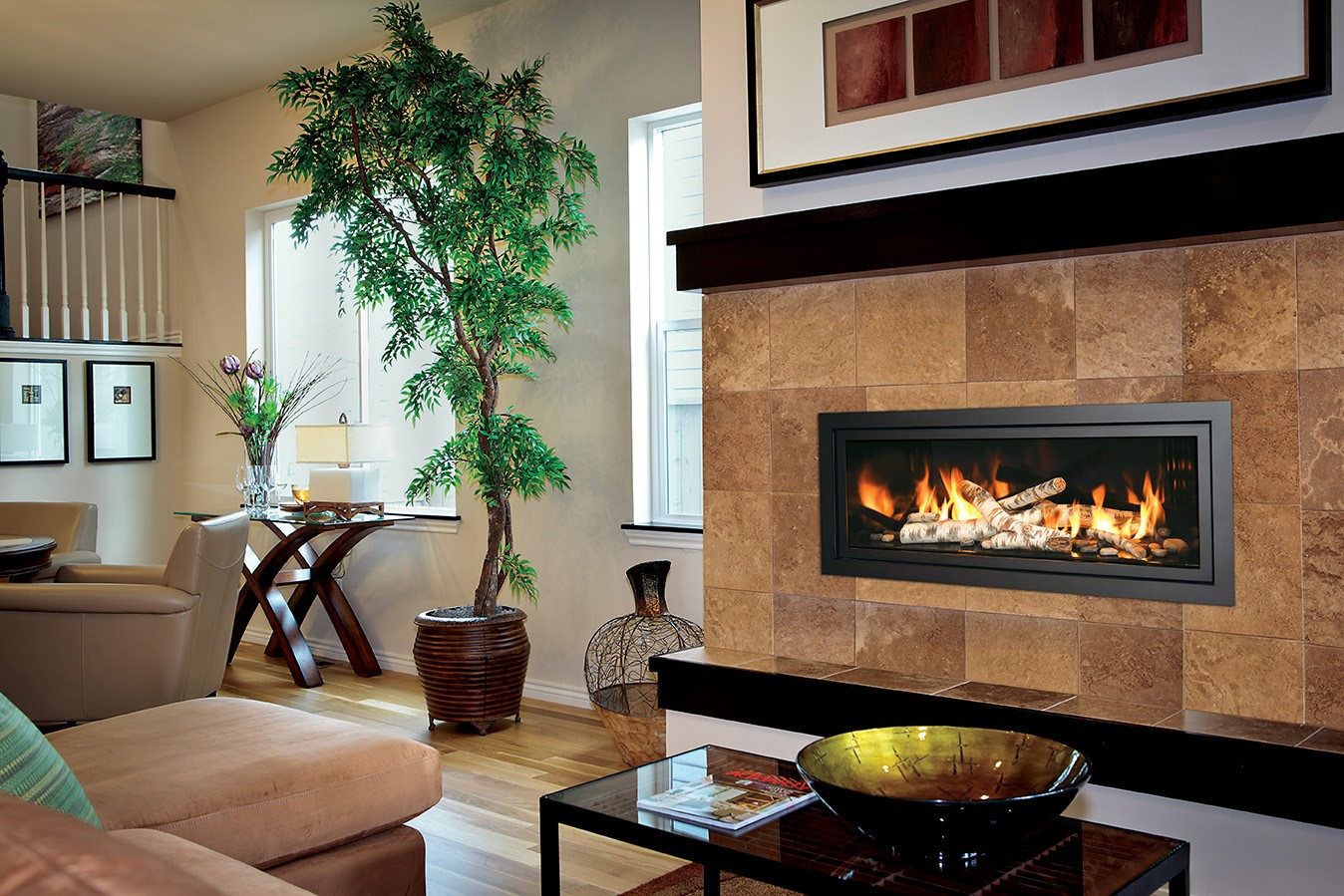 Propane Fireplace Installation Discover The Mendota Fireplace Secret Lanchester Grill Hearth