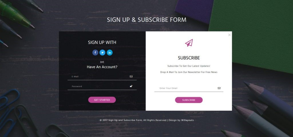 Signup Forms 8 Important Tips to Capture Leads - Lander Blog