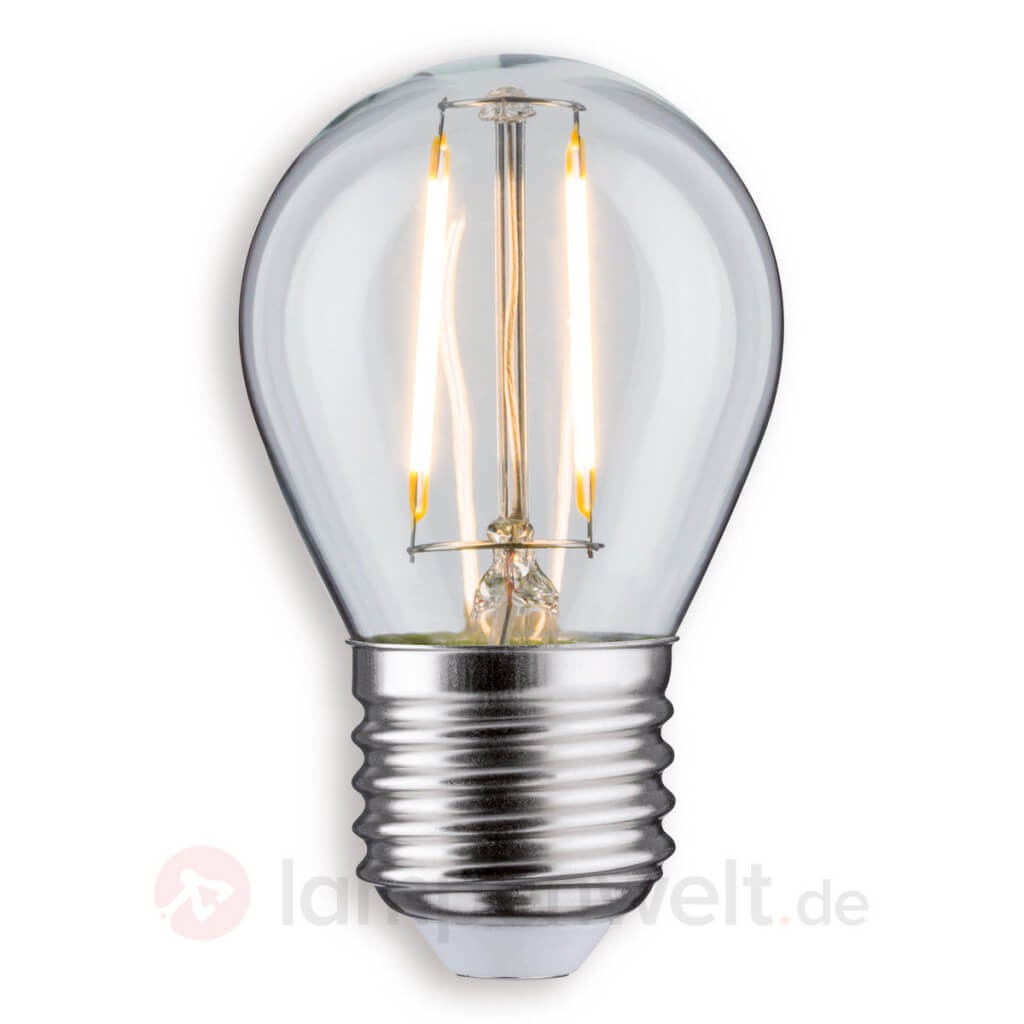 Was Sind Led Filament Lampen Filament Led Lampe Dimmbar