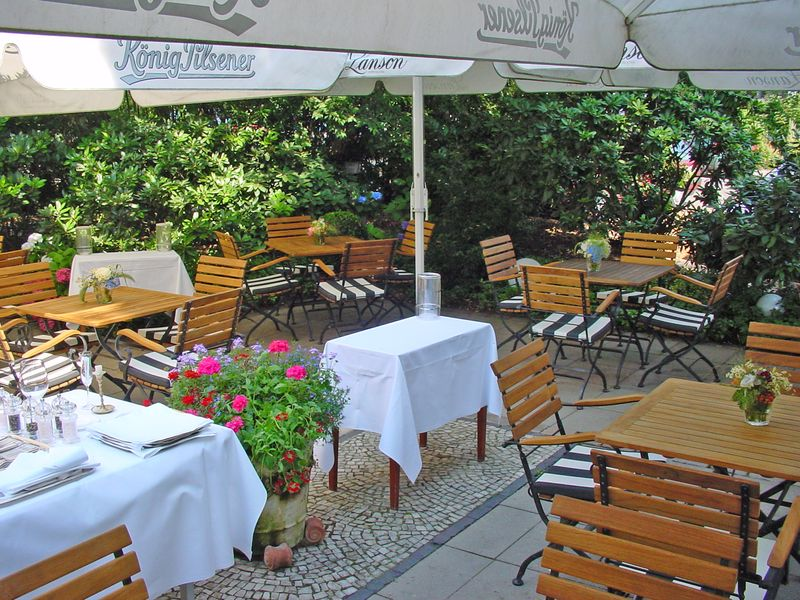 Restaurant Mit Terrasse Hamburg Restaurant In Hamburg