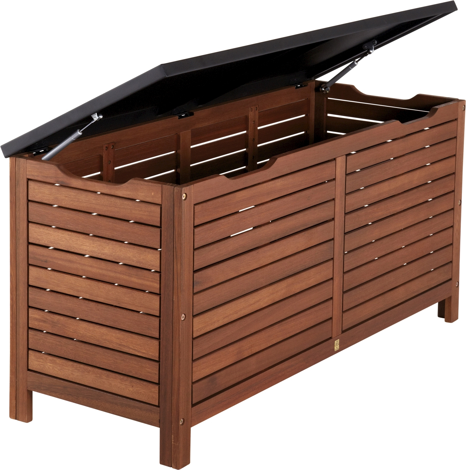 Kissenbox Holz Kissenbox 62 50 128 Cm Outdoormöbel Landi
