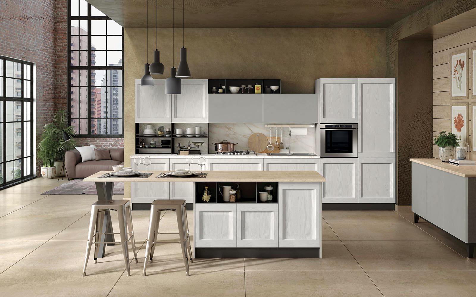 Cucina Time | Focus Design Snaidero