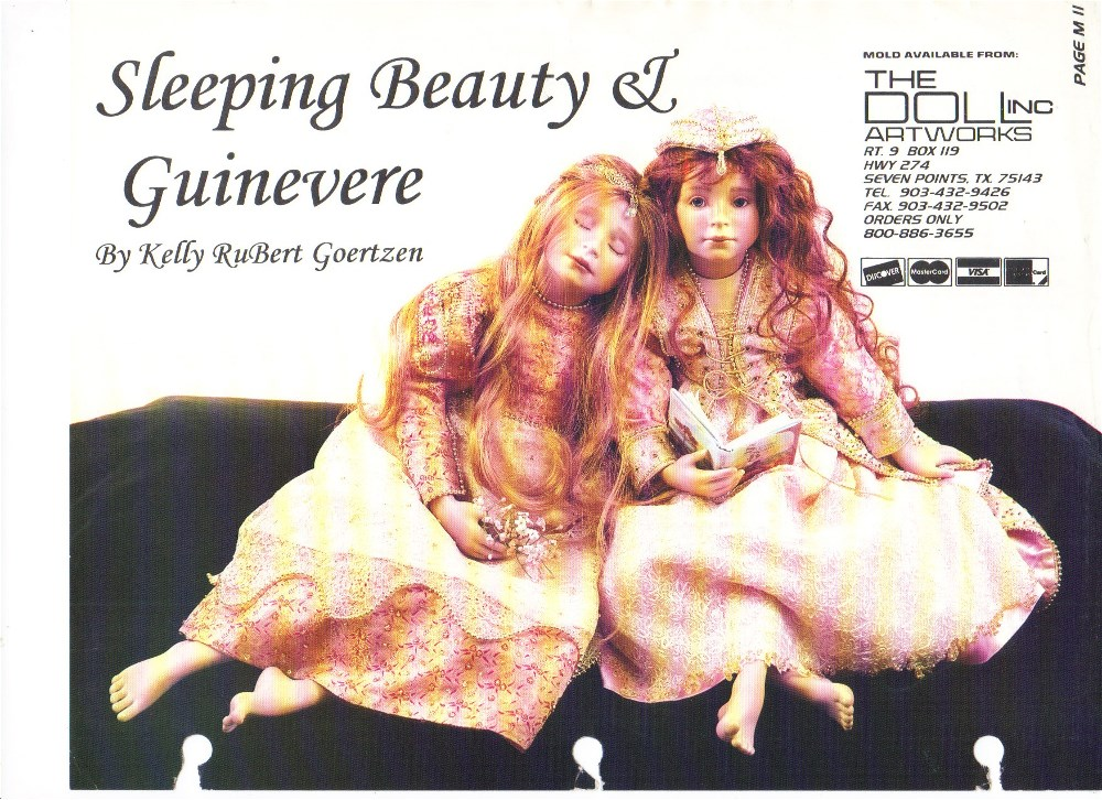 Sleeping Beauty and Guinevere