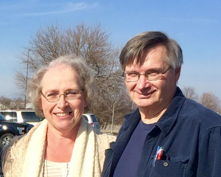 Connie and Dennis Zink