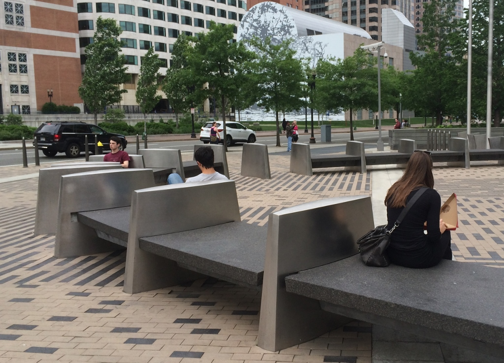 Outdoor Seating Land Perspectives
