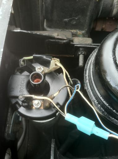 Ignition Coil 1995 - Land Rover Forums - Land Rover Enthusiast Forum