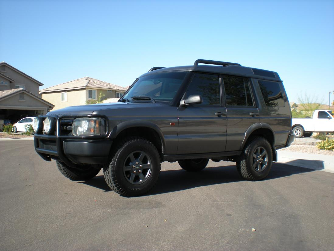 Painting Stock Rims Black Land Rover Forums Land Rover