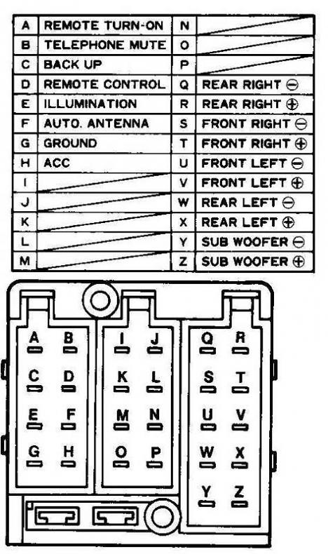 vw beetle radio wiring diagram vw monsoon radio wiring diagram
