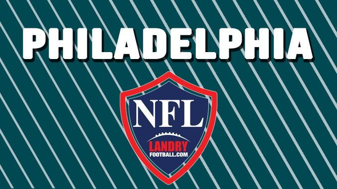 Philadelphia Eagles updated depth chart player grades - Chris Landry