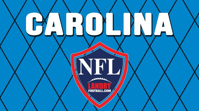 Carolina Panthers updated depth chart player grades - Chris Landry