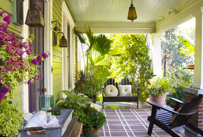 Front Porch Ideas Diy Decorating Design Pictures