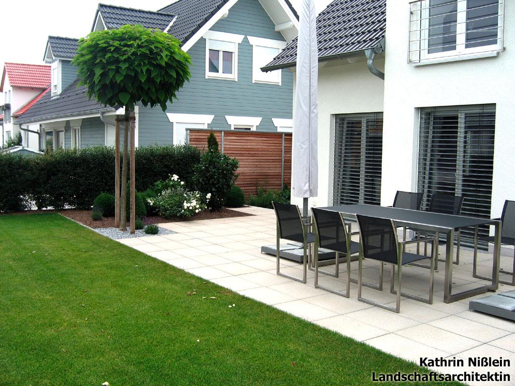 Terrasse Beton Oder Kiesbett Unterbau Terrasse Full Size Of