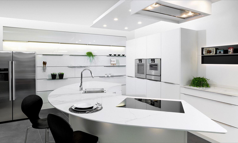 Glasregal Küche | Glasregal Kuche Wandbeleuchtung Kuche Design Mulleimer Kuche Modern