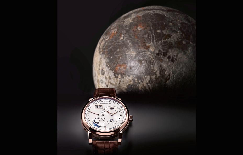 A. Lange & Söhne  – Gedanken zum Mond Teil 1