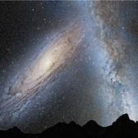 Nasib Bumi Ketika Galaksi Bimasakti & Andromeda Bertabrakan