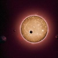 Sistem Exoplanet Tertua di Bintang Kepler-444