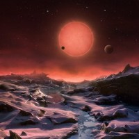 Planet Seukuran Bumi di Bintang Ultra Dingin