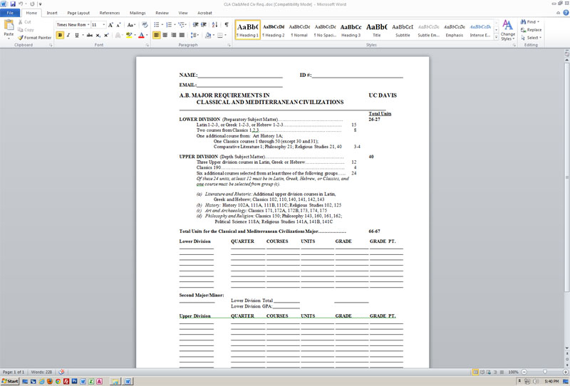 Create a Fillable PDF Form from a Word Document Hart
