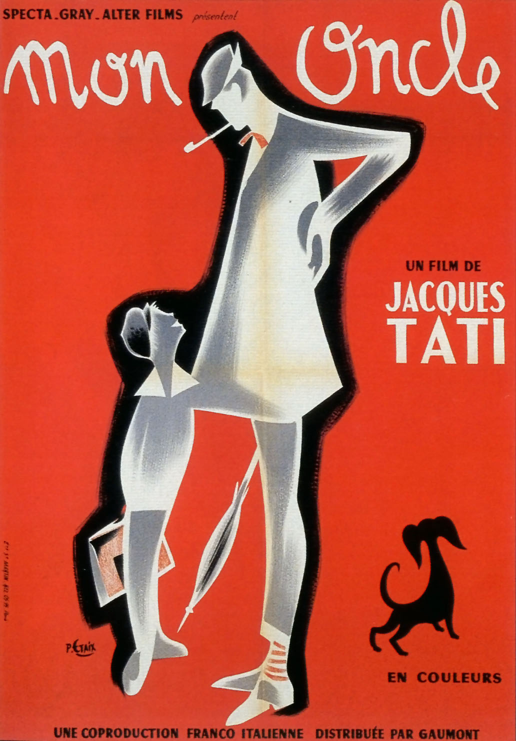 Tapis Tati Language Trainers Foreign Film Reviews From Jacques Tati Mon