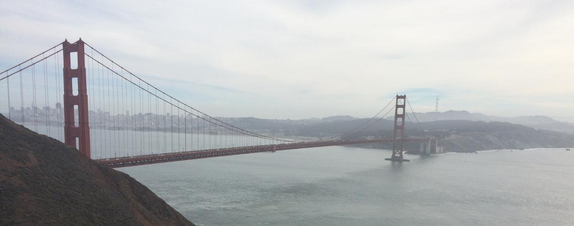 USA California CA, San Francisco, Golden Gate