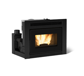 Pellet Inserts And Fireplaces La Nordica Extraflame - Nordica Camino Pellet