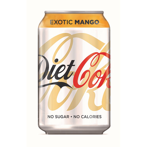 Diet Coke Diet Coke Exotic Mango