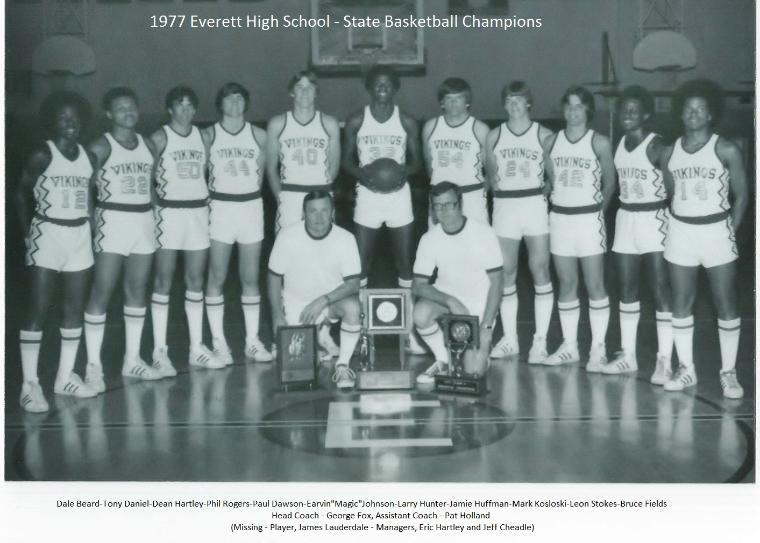 Lansing Everett High School Boys Basketball (1977) \u2013 Greater Lansing