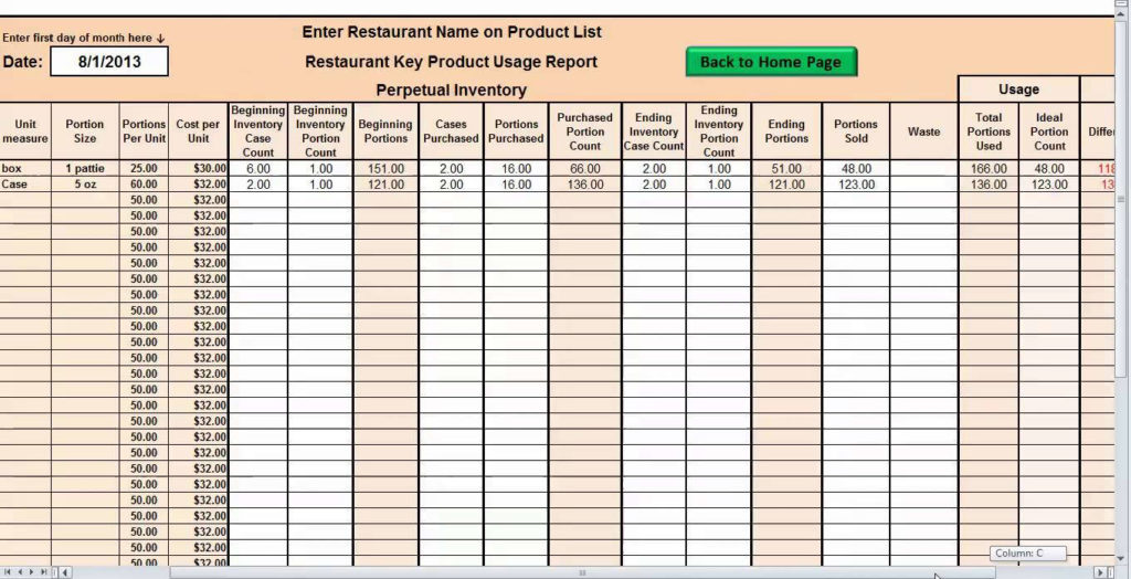 Excel templates for inventory jobsbillybullock - inventory management template