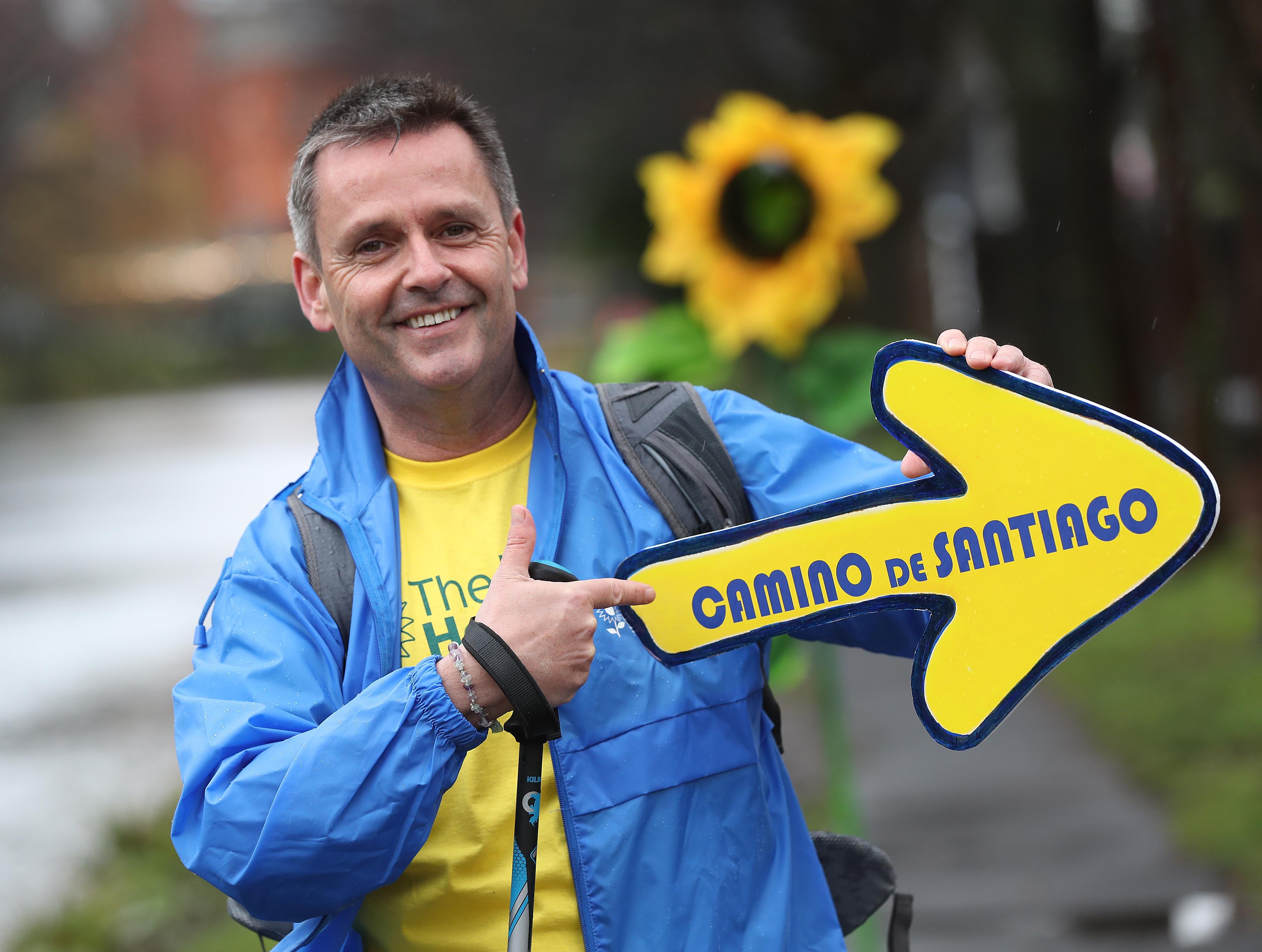 Camino Santiago News Former Rte News Broadcaster Wants Laois People To Join Him On The