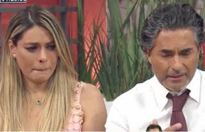Galilea Montijo rompe en llanto por la muerte de Santiago Galindo | La Opción de Chihuahua
