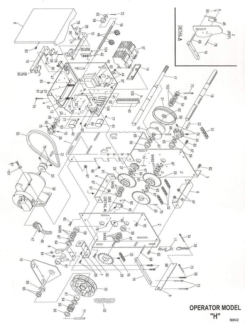 sl 3000 ul wiring diagram