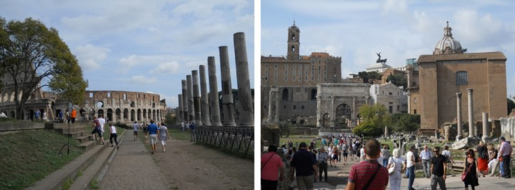 forum romain vue ensemble