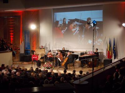 Concert Aula Universitatii Transilvania (1)