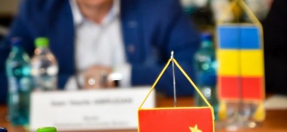 Romania - China