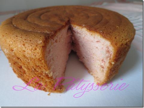 chameloww cake