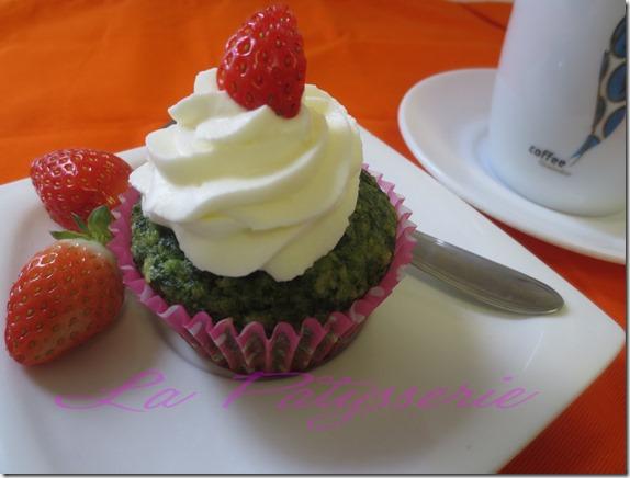 cupcake épinards