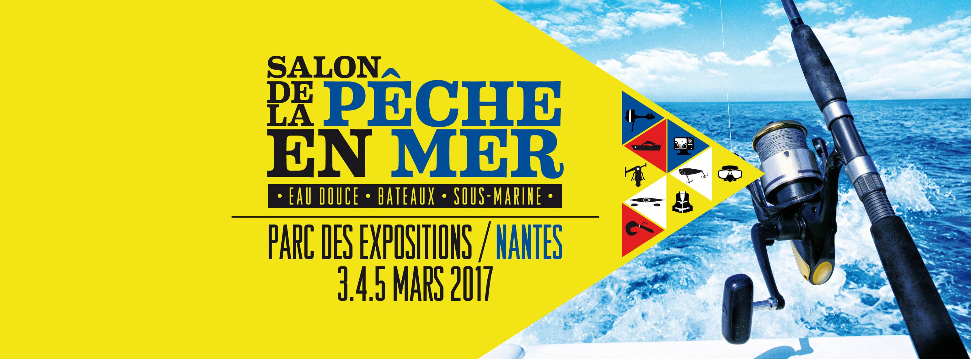 Salon Peche Nantes Salon De La Pêche En Mer 2017 La Pêche Technique