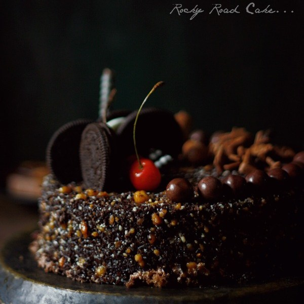 This is the stuff dreams are made of..You will NEVER go back to plain old chocolate cake
