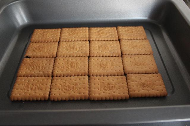 piso de galletas