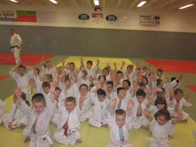 Eveil Judo.