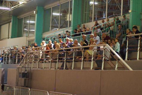 Le public local aussi était au rendez-vous pour ce 12e tournoi pro.