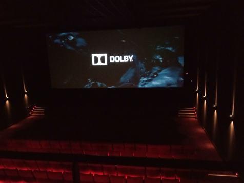Le système Dolby-Atmos, une technologie de pointe.