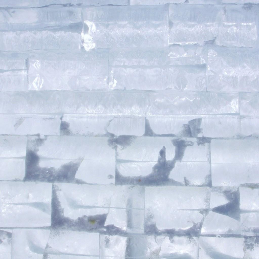 Ice hotel in lapland