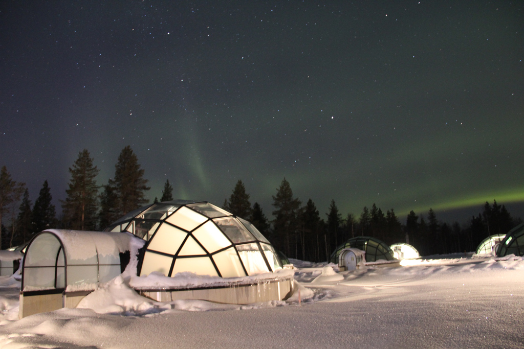 Lapland-resort-Igloo
