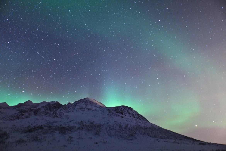 Aurora Borealis in Lapland 2017