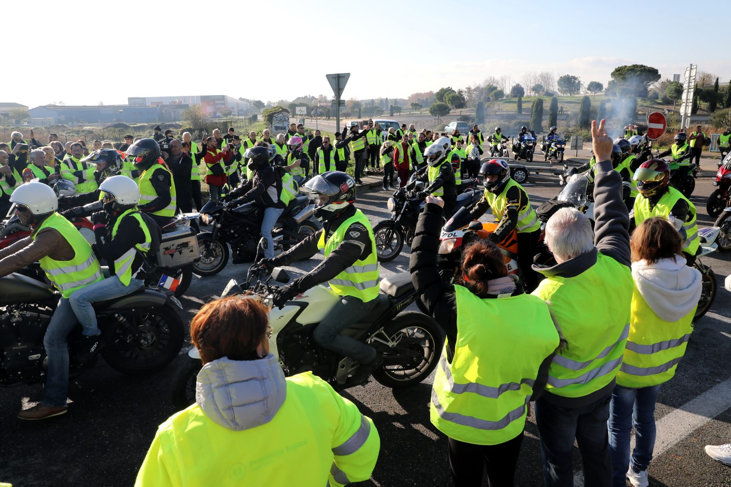 Cavaillon Avignon Bus Trafic En Direct Gilets Jaunes Le Point Sur Les Blocages Ce