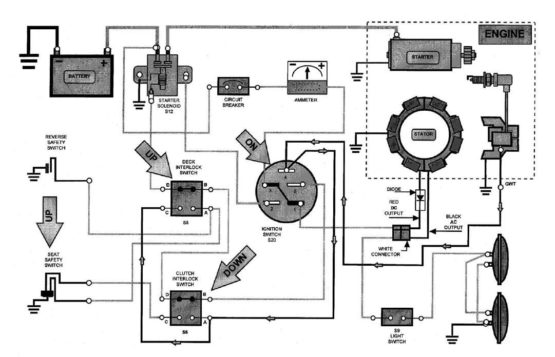 wiring diagram for onan 16