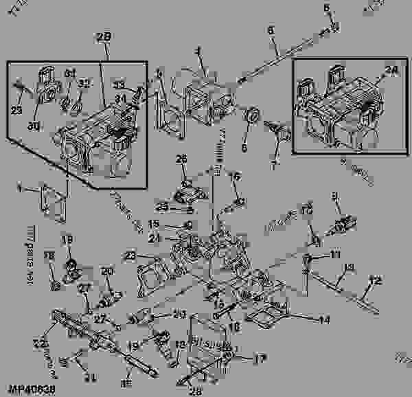 john deere gator hpx wiring schematic